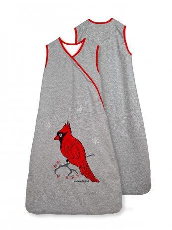 northern cardinal 18-36 lightweight back