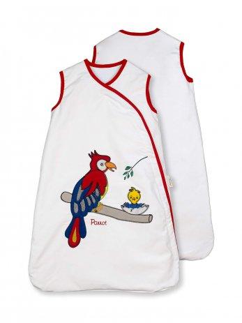 parrot 0-6 lightweight back