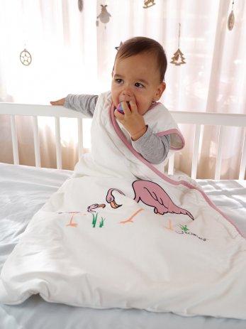 baby flamingo 0-6m